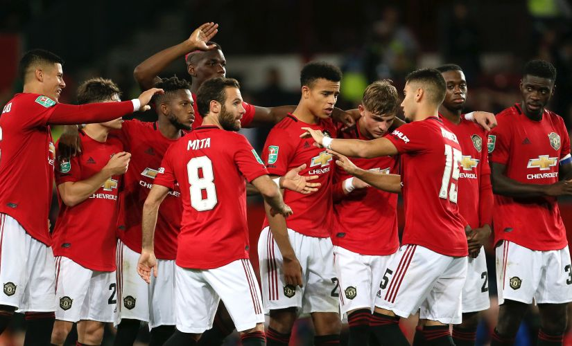 Premier League: With Arsenal next, Manchester United look to youth for answers to their patchy start to season