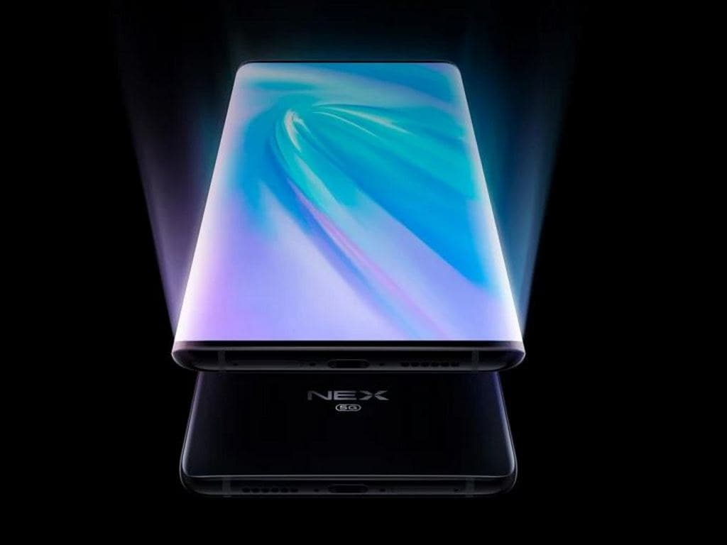 Vivo Nex 3 5G launched with waterfall display and 64 MP camera launched in China