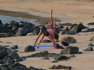 Yoga: Full-body workout in less than 30 minutes - Firstpost