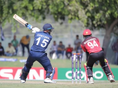 ICC World T20 Qualifiers: Singapore stun Scotland by two runs; Oman beat UAE by seven wickets- Firstcricket News, Firstpost