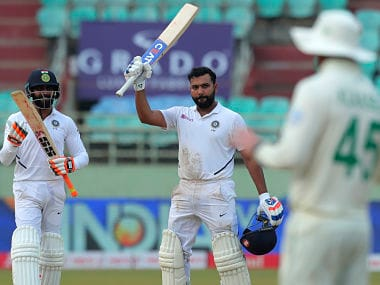 India vs South Africa: Rohit Sharma races to historic hundred on Day 4 as hosts gain control of first Test