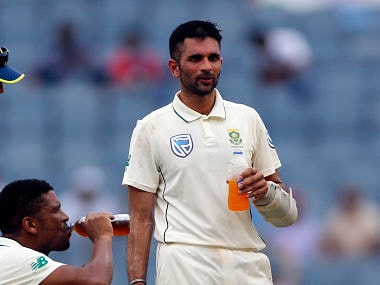 India vs South Africa: Keshav Maharaj says not going into shell was key to gritty partnership between him and Vernon Philander- Firstcricket News, Firstpost