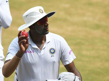 Ravichandran Ashwin equals Muttiah Muralitharan's record to being fastest to 350 Test wickets