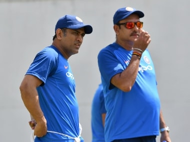 Last thing MS Dhoni will want is to impose himself on the Indian team, says Ravi Shastri