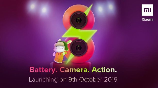 Xiaomi Redmi 8 to be officially unveiled in India on 9 October, could have dual-cameras