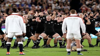 Rugby World Cup 2019 How To Respond To The All Blacks Traditional Haka Routine Sports News Firstpost