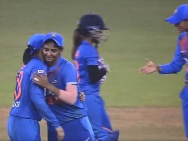 Womens World T20 2018 India Pacer Pooja Vastrakar Ruled
