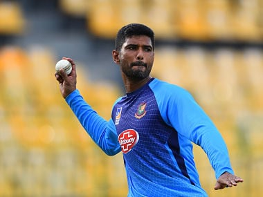 Bangladesh all-rounder Mahmudullah back to bowling long spells with aim to secure spot in squad for India tour
