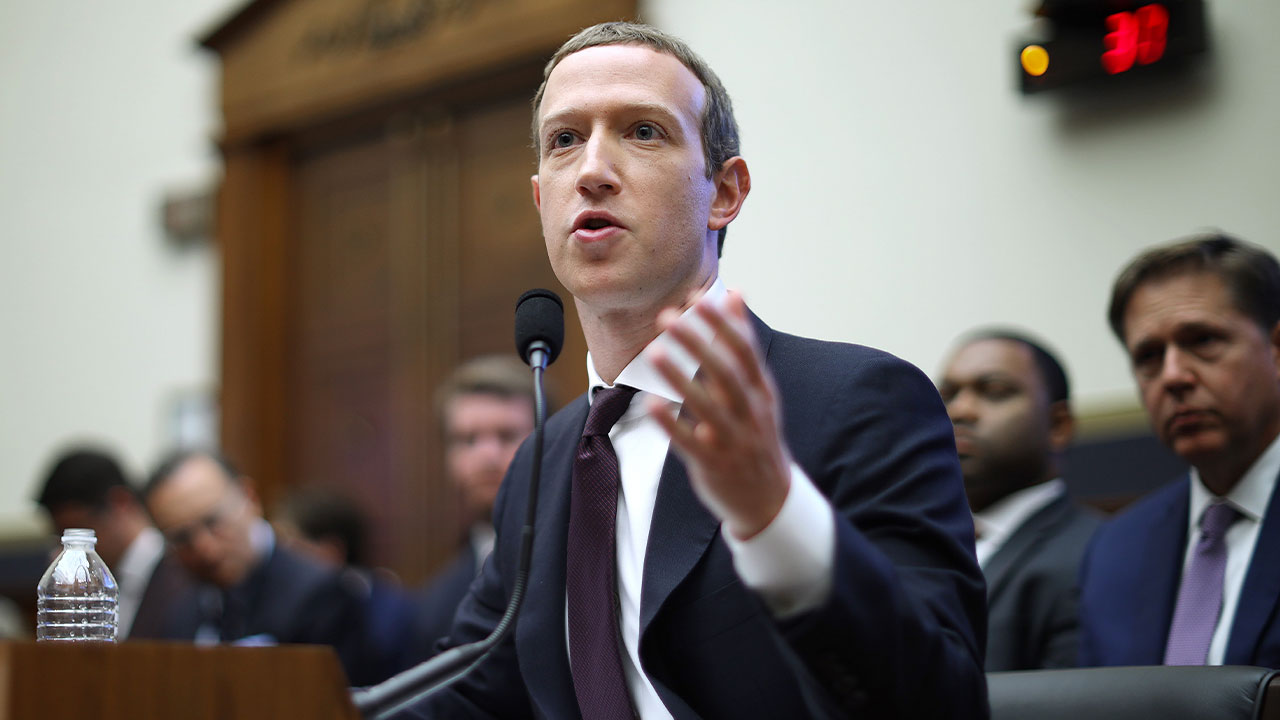 Civil rights activists meet Facebook CEO Mark Zuckerberg to discuss fact-checking political ads