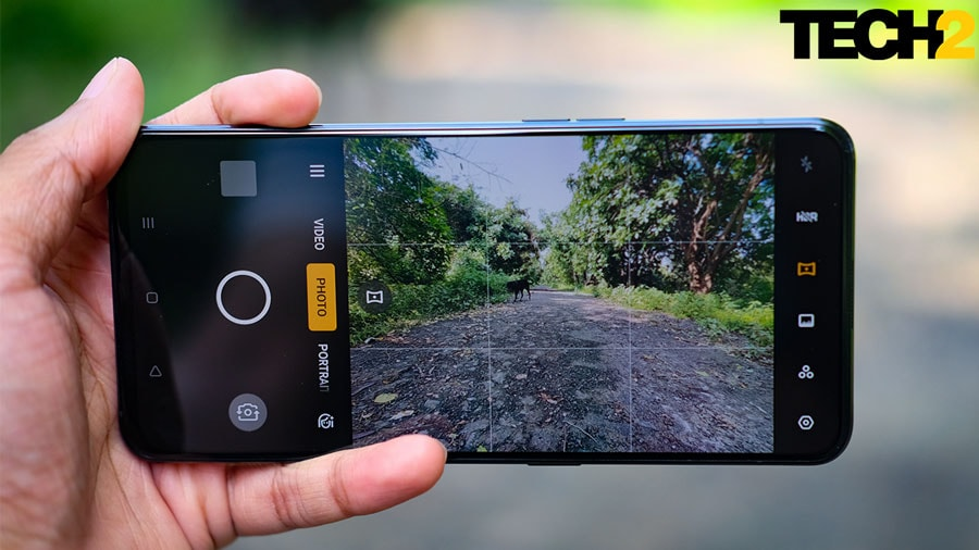 The cameras are great, but are they good enough to sell the phone on their own? Image: Anirudh Regidi/Tech2