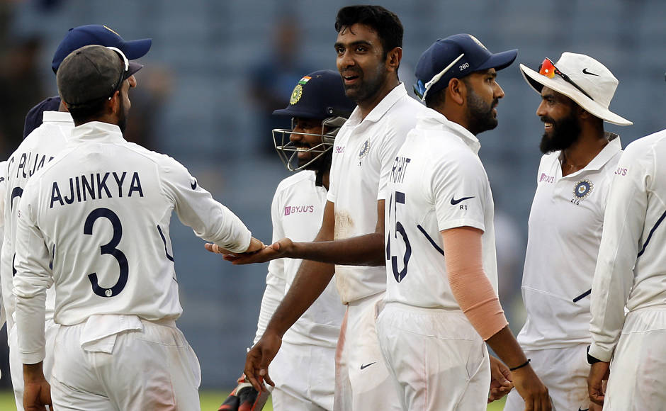 R Ashwin picks four-wicket haul to help India gain 326-run lead on Day 3 of second Test against South Africa