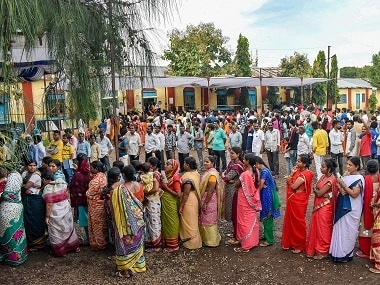 News18-IPSOS Exit Poll Results for Maharashtra Assembly: Pollsters predict saffron sweep, major drubbing for Congress-NCP; BJP to win 141 seats, Shiv Sena 102