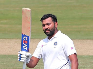 Indian batsman Rohit Sharma excited by challenge of dangerous New Zealand bowling attack, blustery conditions