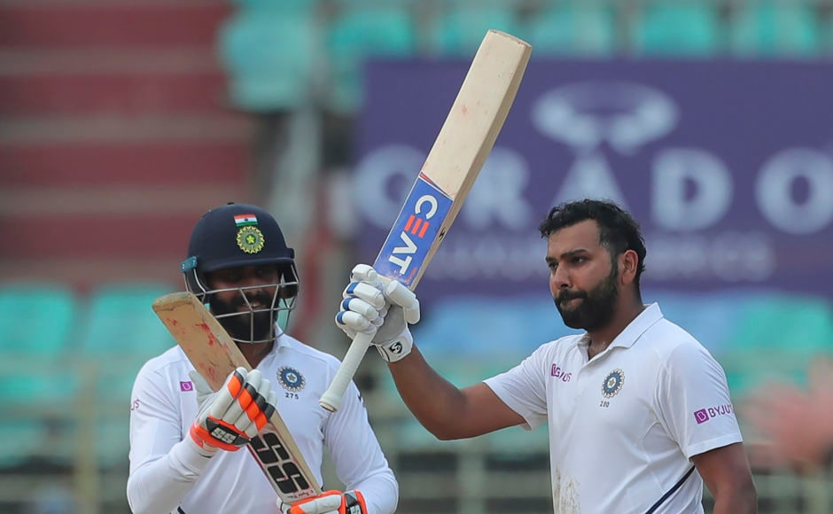 Rohit Sharma, Cheteshwar Pujara heroics set-up huge run-chase for South Africa on Day 4 of first Test against India