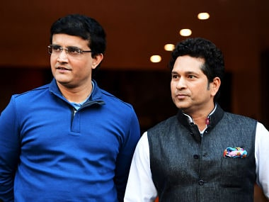 Sachin Tendulkar says BCCI president-elect Sourav Ganguly will serve his new role with same passion as on cricket field