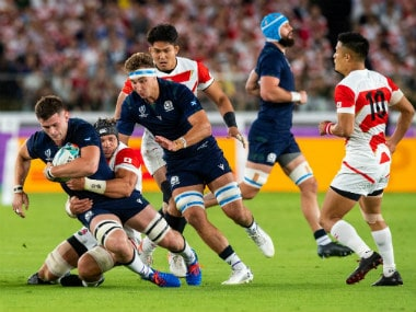Rugby World Cup 2019: Japan-Scotland clash given go-ahead by organisers despite destruction caused by Typhoon Hagibis