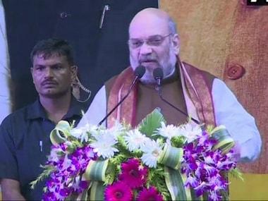 Amit Shah rakes up Jeremy Corbyn row at Maharashtra poll rally, slams Congress, NCP for 'dynasty politics'