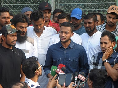 Bangladesh cricketers to meet BCB to settle ongoing dispute, demand share of boards revenue