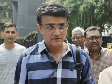 BCCI president Sourav Ganguly refuses to comment on MS Dhoni's omission from BCCI contract list