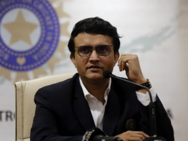 BCCI to hold its first annual general meeting under new president Sourav Ganguly on 1 December