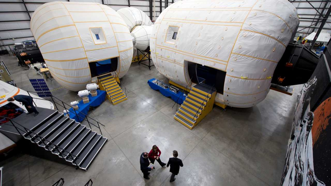 NASA unveils two new spacesuits for 2024 Moon mission