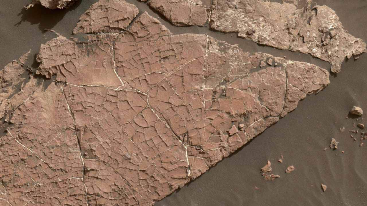 NASAs Curiosity rover finds proof of numerous ponds that once dotted Mars Gale crater