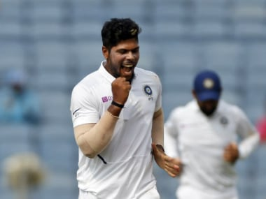 India vs South Africa: Umesh Yadav says he should 'treat Wriddhiman Saha' for brilliant glove-work