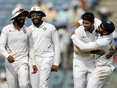 India vs South Africa: Umesh Yadav, Ravindra Jadeja help hosts seal Pune Test, set world record of 11 consecutive home series wins