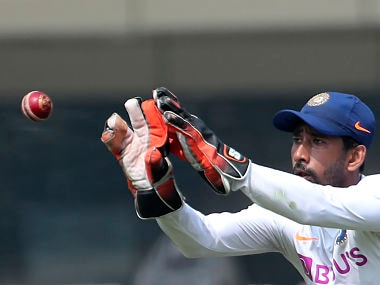 India vs South Africa: Wriddhiman Saha hopes players will 'immensely benefit' from BCCI president-elect Sourav Ganguly's leadership