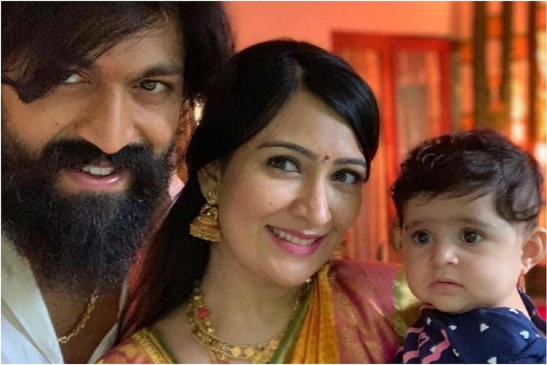 Kannada actors Yash and Radhika Pandit become parents for the second time, to a baby boy- Entertainment News, Firstpost