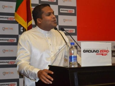 Sri Lankan sports minister Harin Fernando dismisses suggestions BCCI pressurised Islanders' players against touring Pakistan