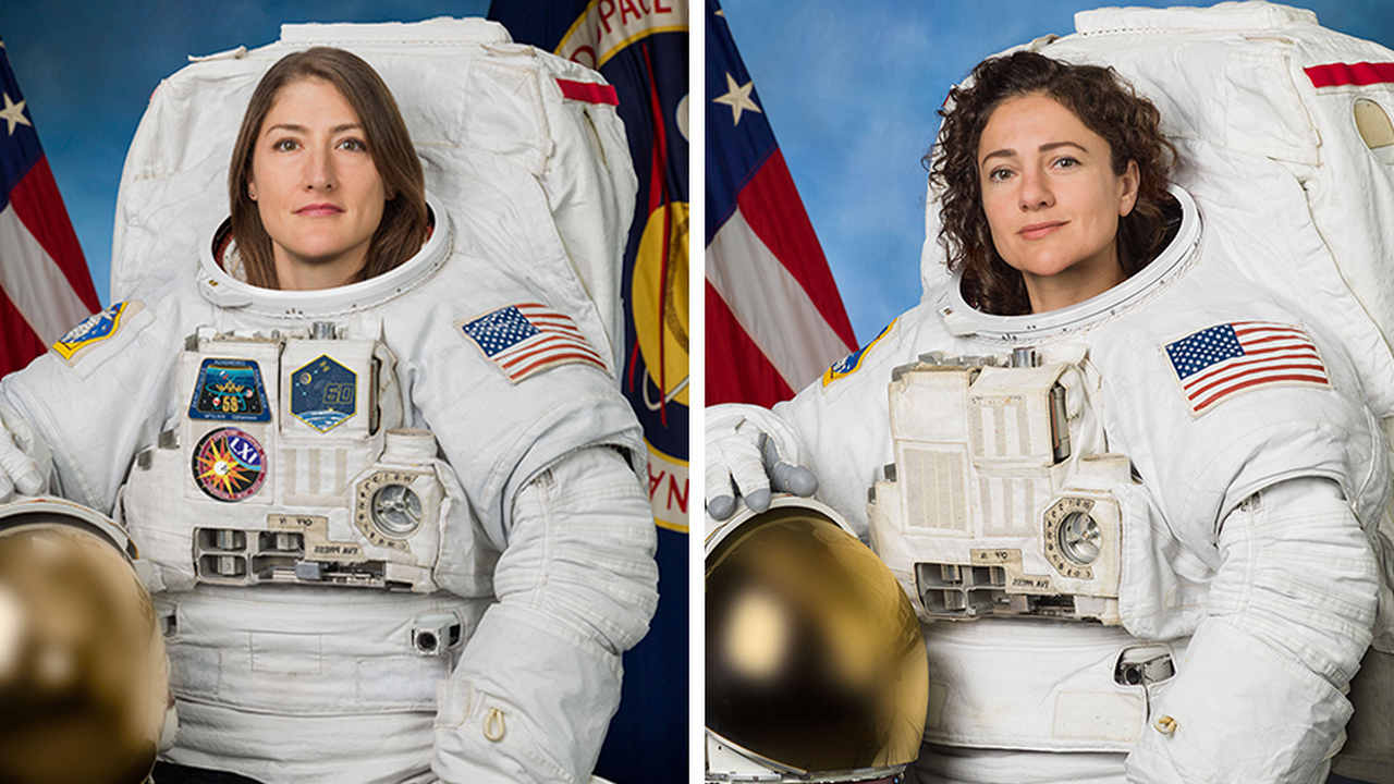 First all-woman spacewalk: How to watch the historic mission live starting 4 pm today