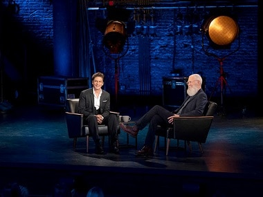 Shah Rukh Khan, David Letterman's My Next Guest Needs No Introduction episode to air on 25 October; watch trailer