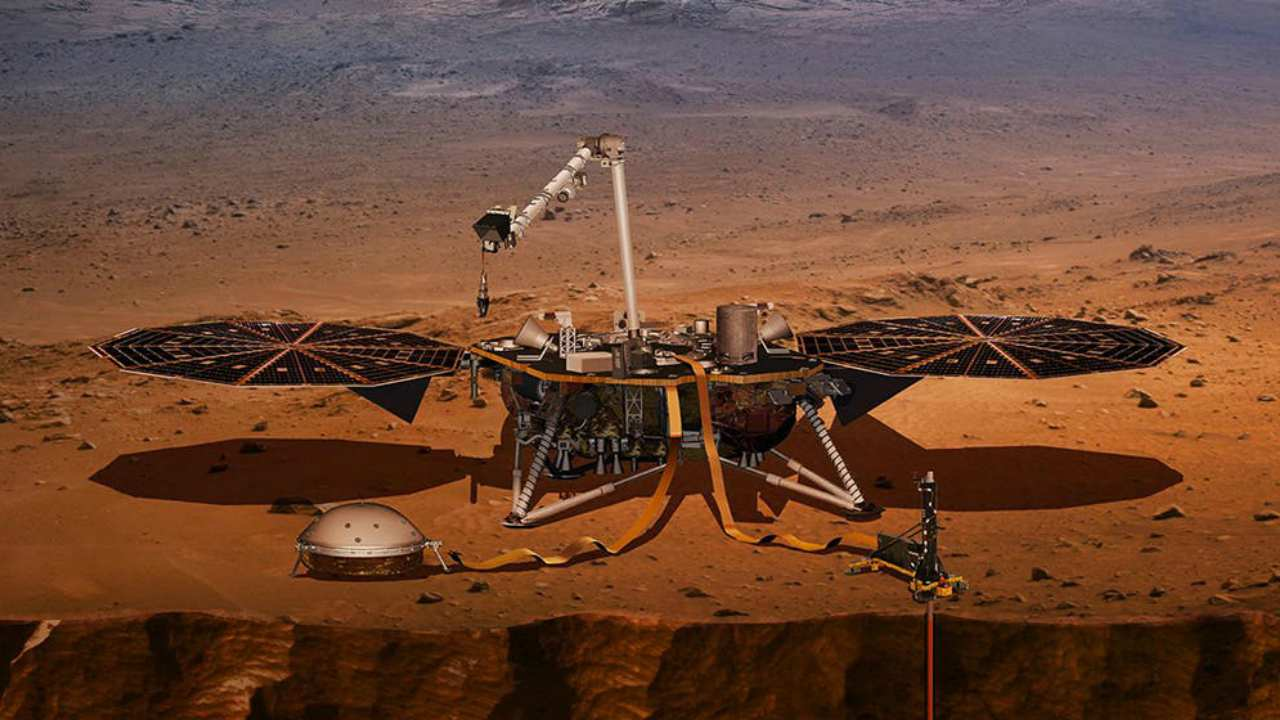 NASA releases two audio clips of Marsquakes, captured by InSight lander, on Mars