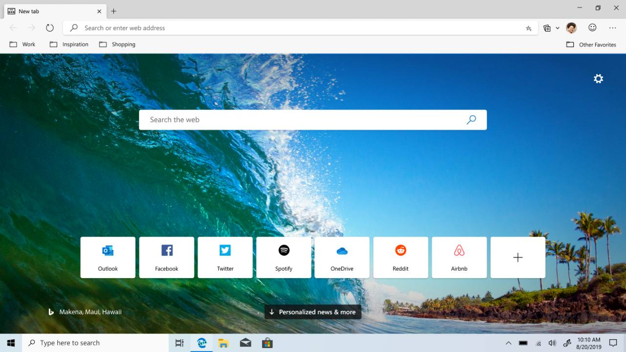 Microsoft will launch its Chromium-based Edge web browser on 15 January