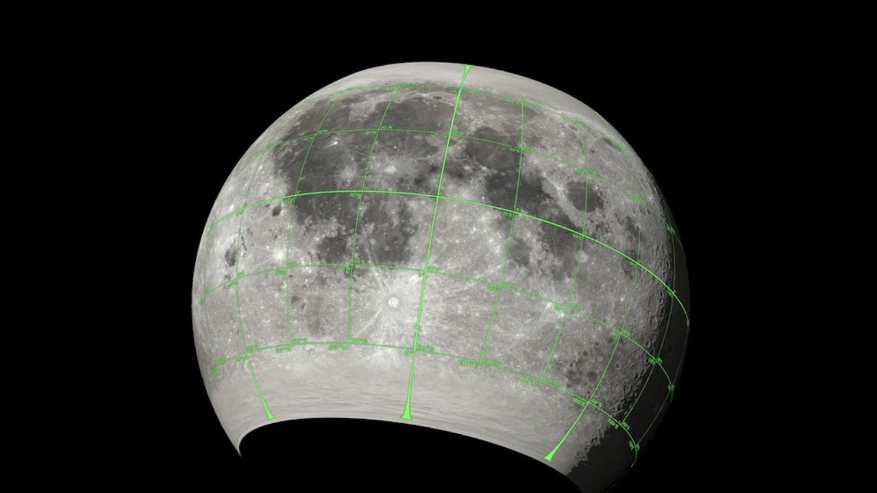 Study reveals details about the strange asymmetry of the far side of the moon