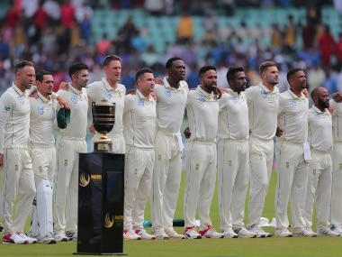 India vs South Africa: Indian origin Proteas all-rounder Senuran Muthusamy says team preparing for fightback on day two of first Test
