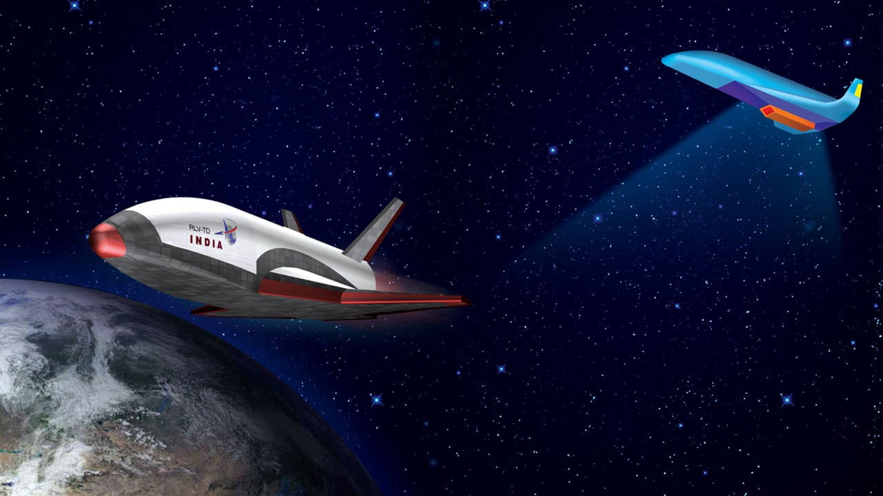 ISROs Space Shuttle-like Reusable Launch Vehicle will attempt its first landing in Karnataka