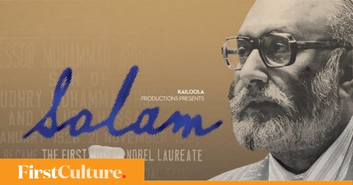 Salam: The First ****** Nobel Laureate review — A compelling portrait of an extraordinary physicist- Entertainment News, Firstpost