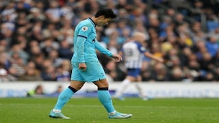Premier League Tottenham Boss Mauricio Pochettino Calls Upon Players To Be Strong After Emotional 3 0 Loss To Brighton And Hove Albion Sports News Firstpost