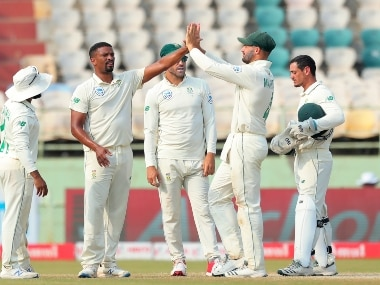 India vs South Africa: Proteas pacer Vernon Philander says visitors still within a shot of winning first Test