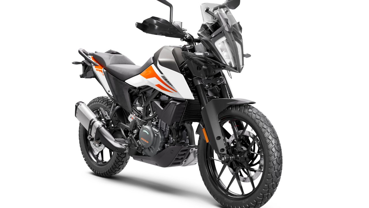 Why the KTM 390 Adventure should be your next motorcycle