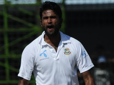 Former Bangladesh pacer Shahadat Hossain suspended from countrys National Cricket League for assaulting teammate