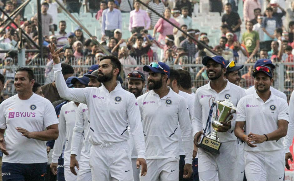 Indian pacers reign supreme to record big win in Pink ball Test, sweep series 2-0