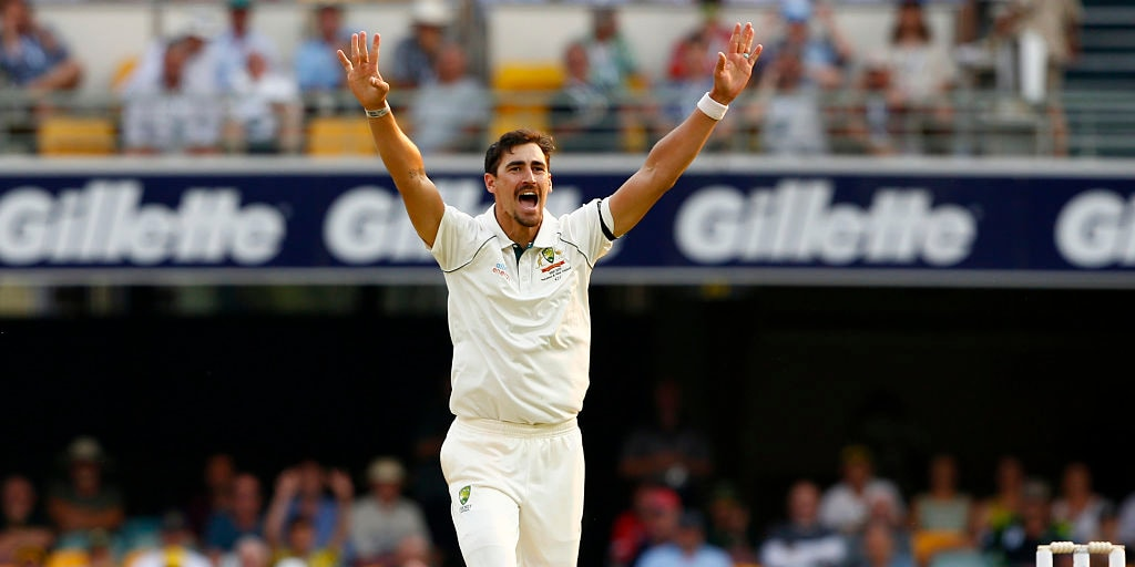 Australia vs Pakistan: Mitchell Starc, Pat Cummins share seven wickets to bowl out visitors for 240 on Day 1 of first Test- Firstcricket News, Firstpost