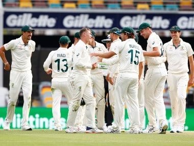 Australia vs Pakistan: Visitors suffer innings defeat at Gabba despite Babar Azam's century on fourth day of first Test, hosts lead 1-0