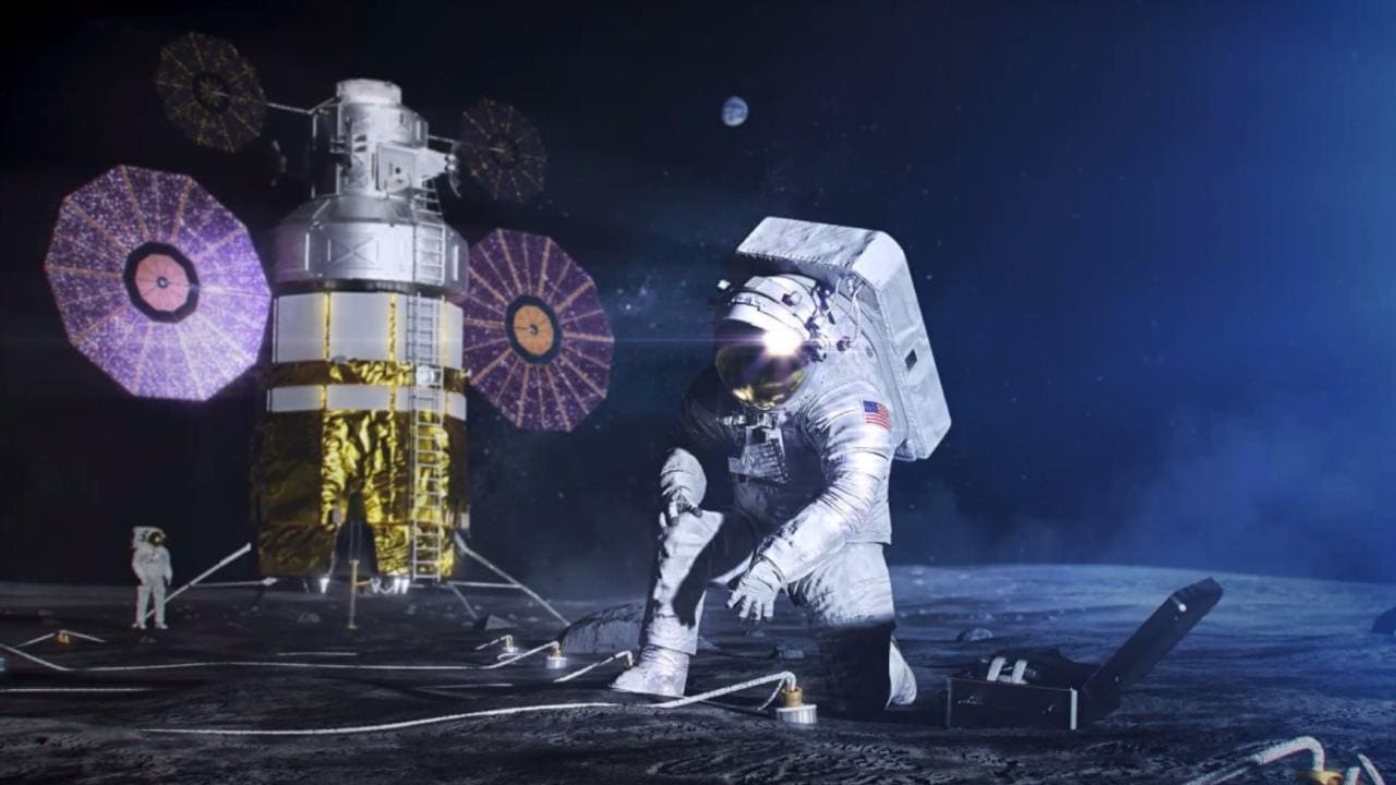 First of NASAs Artemis moon missions in 2024 to feature two astronauts, lunar rover