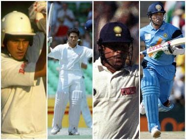 Remembering Sachin Tendulkar's 30 memorable innings as Master Blaster completes three decades to international debut