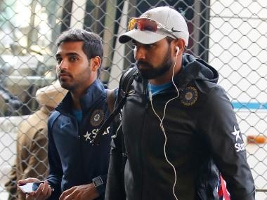 India vs West Indies: Bhuvneshwar Kumar, Mohammed Shami return to T20I squad, Ravindra Jadeja replaces Krunal Pandya