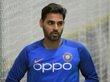 Injured seamer Bhuvneshwar Kumar not thinking about 2020 T20 World Cup, says first target is to get fit